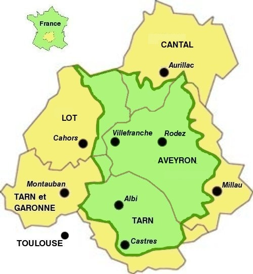 Sgala region of France information and pages of interest